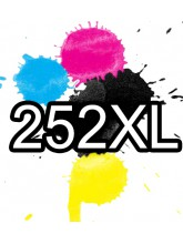 252XL Epson Ink Cartridge Compatible x 5
