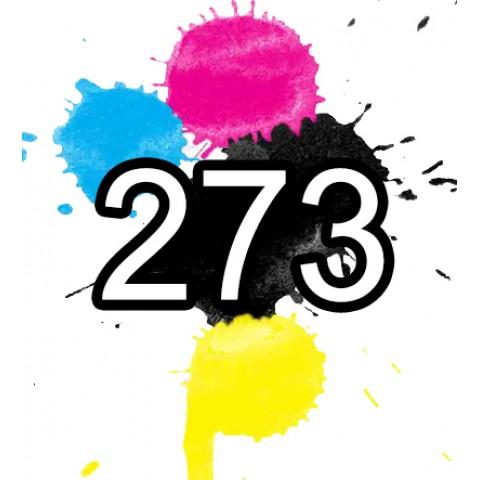 T273XL Epson Ink Cartridges Compatible x 5