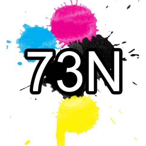 73N Epson Ink Cartridges Compatible x 5
